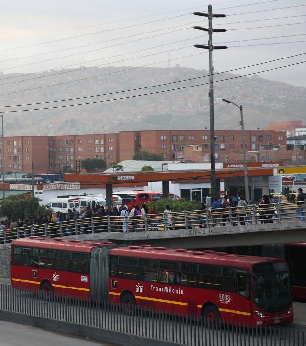 Tribunal ordena que Alimentadores para TransMilenio en Soacha debe ponerlos el municipio