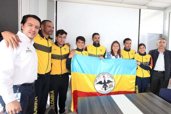 Atletas de Cundinamarca participarán en los Juegos Suramericanos 2018 en Bolivia
