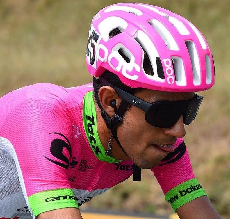 Daniel Felipe Martínez, ciclista colombiano del Team Ineos
