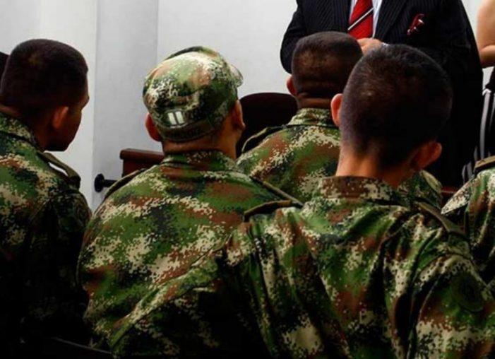 """La Justicia para la Paz (JEP) inicia juzgamiento a militares por """"falsos positivos"""""""