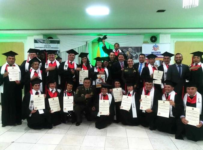 El grupo de Prevención y Educación Ciudadana gradúa a 23 líderes comunitarios de Soacha como promotores de convivencia