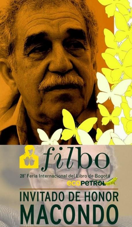 La Feria Internacional del Libro de Bogotá 2015: Un lugar para Macondo