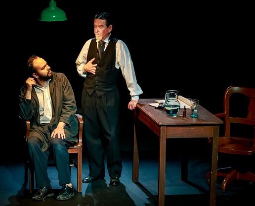 "Teatro Libre: ""Crimen y castigo"""