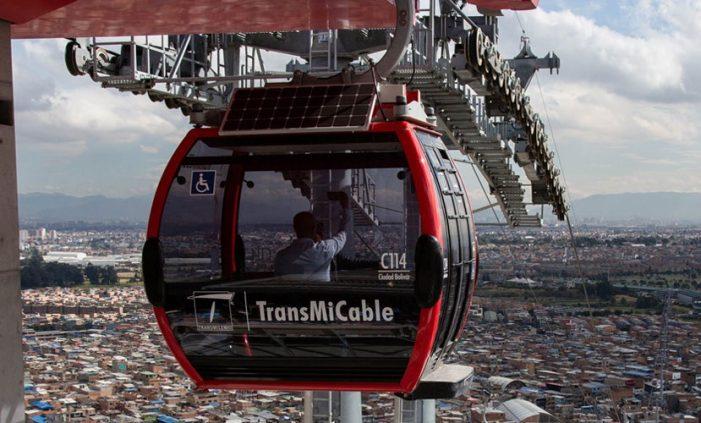 Ciudad Bolívar le da la bienvenida a TransMiCable