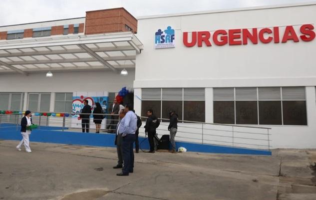 Inauguran nueva Central de Urgencias del Hospital San Rafael de Facatativá