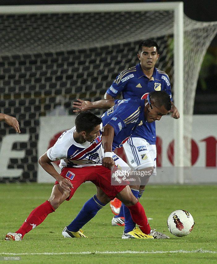 Eliminado Millonarios de la copa Suramericana 2012