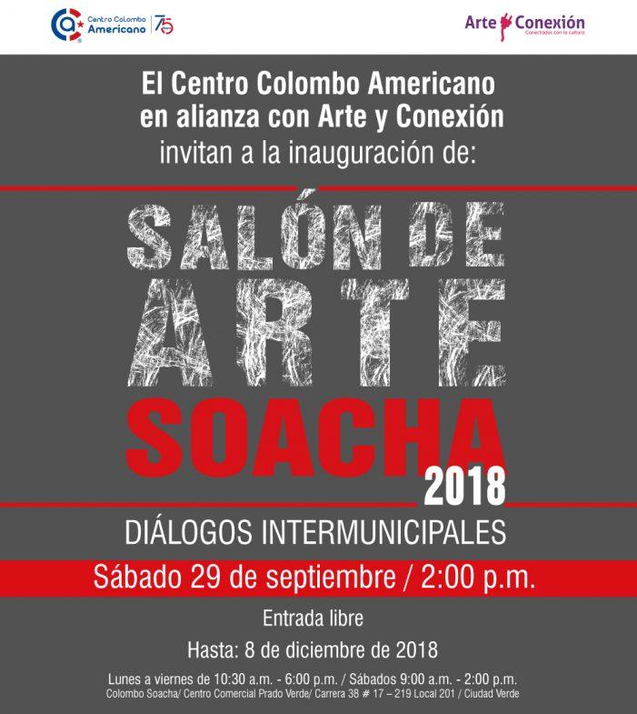 Salón de Arte Soacha 2018 – Diálogos Intermunicipales