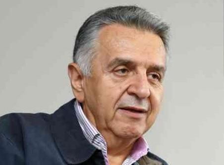 Lucho Garzón candidato a la Alcaldía de Bogotá