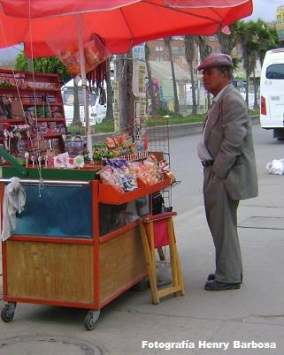 Estigmatización a los vendedores ambulantes