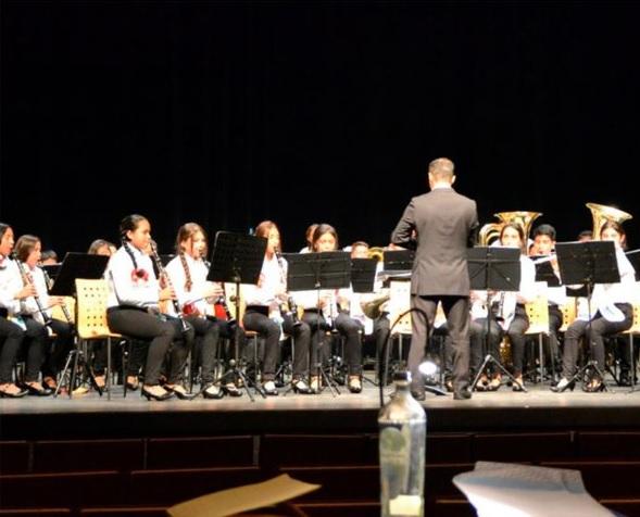 Banda Sinfónica de Nimaima triunfa en Bélgica