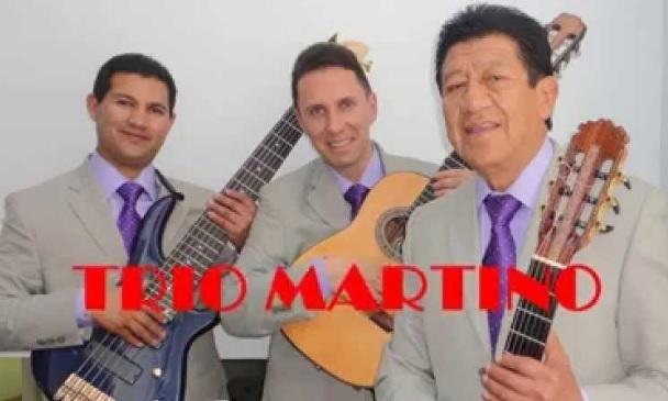 Recital del Trío Martino en el Teatro Sua