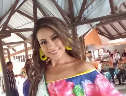 """Hermosa mujer """"soachuna"""" representa a Colombia en el Reinado Internacional del Folclor"""