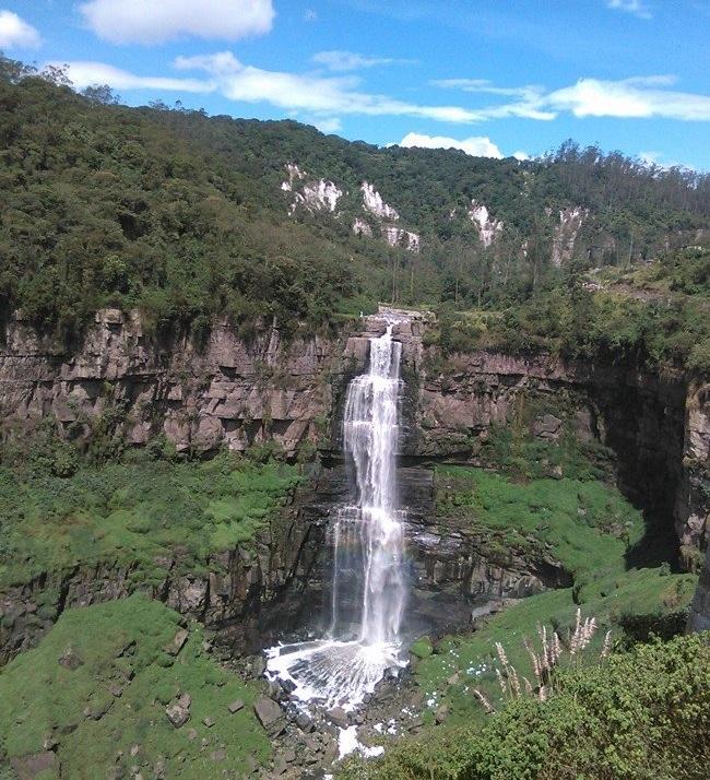 Salto del Tequendama, nuevo Patrimonio Natural de Colombia