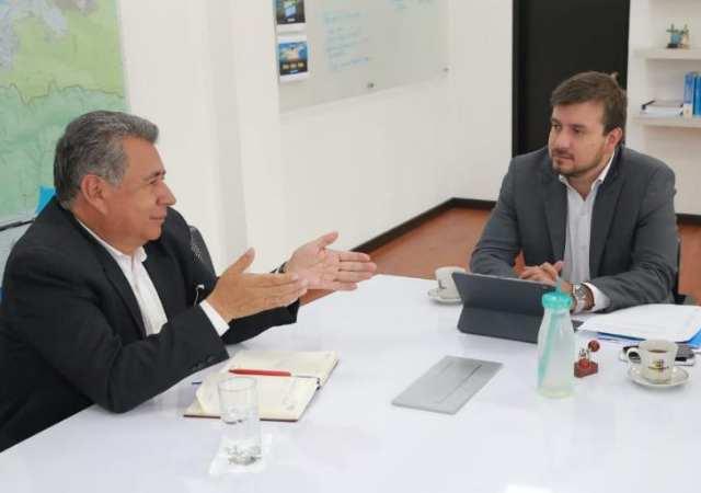 Pacto para fortalecer seguridad en límites entre Soacha y Bogotá