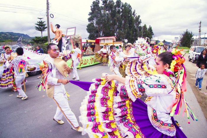 """Tocancipá vive la """"colombianidad"""""""