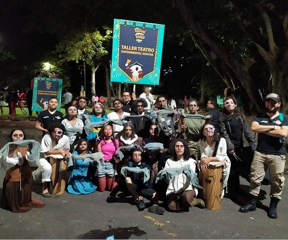 """Taller Teatro, el embajador """"soachuno"""" en Cundinamarca"""