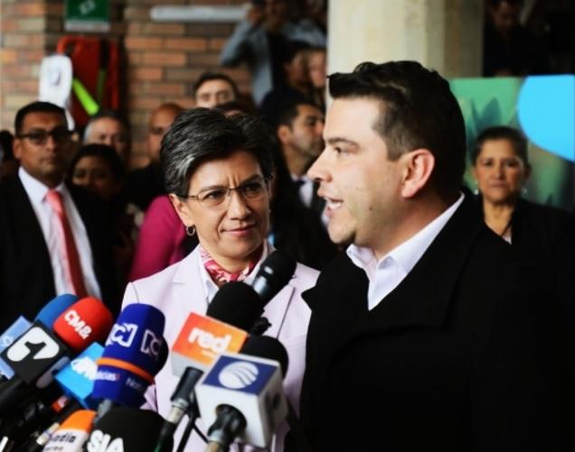 Soacha prioridad para las próximas administraciones, aseguran Claudia López y Nicolás García