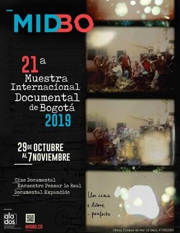 El documental se toma a Bogotá: Inicia la MIDBO 2019