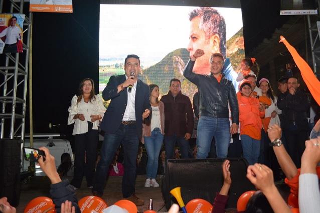 Nicolás García se declaró satisfecho por votación histórica en Cundinamarca