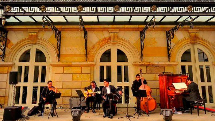 'Calle Colón' conciertos de navidad al aire libre