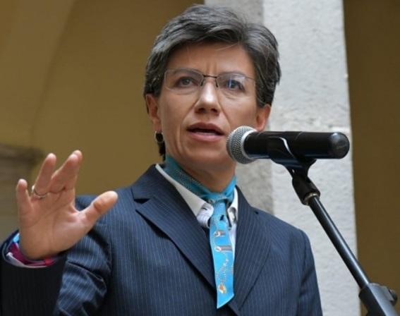 Claudia López anuncia que el ESMAD será la última opción para dispersar protestas violentas