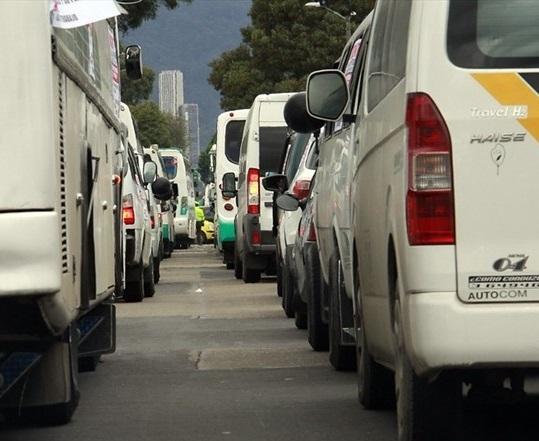 """Cambios del """"pico y placa"""" en Bogotá"""