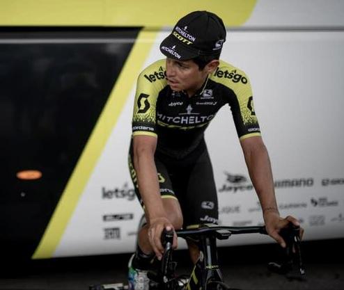 Esteban Chaves inicia la temporada en los Campeonatos Nacionales y el Tour Colombia 2.1