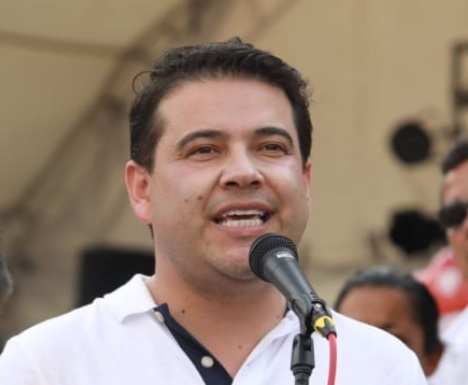 """Nicolás García y la """"Ruta del Progreso"""" llegará este viernes a Soacha"""