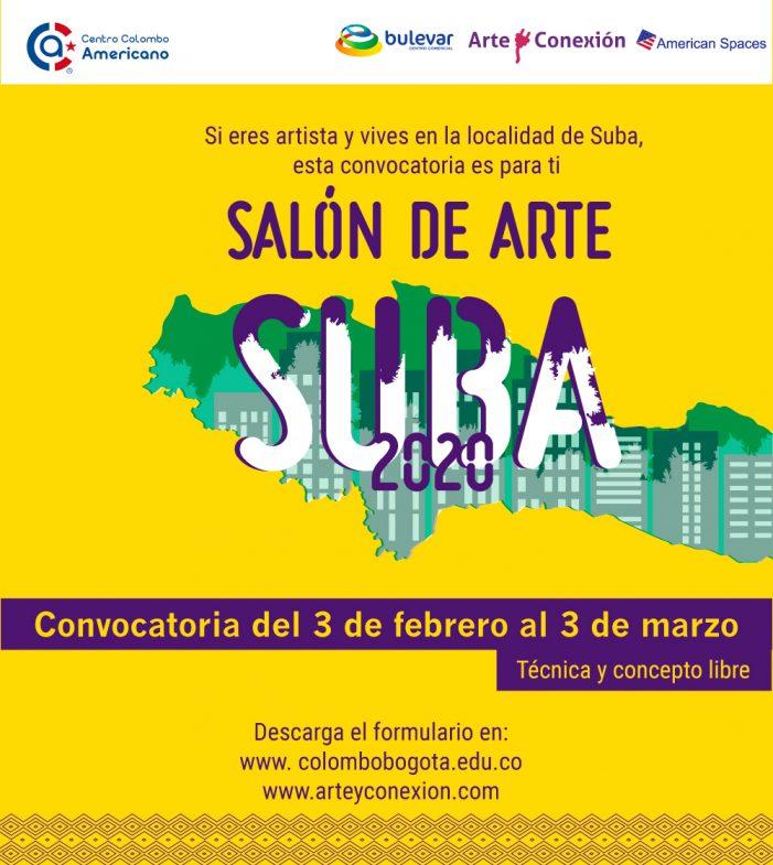 Se abre convocatoria para los artistas de la localidad de Suba