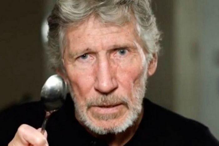Roger Waters versionó a Víctor Jara y pidió a sus fans que se queden en sus casas