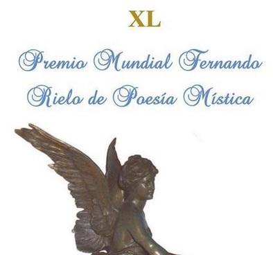 Abierta convocatoria al Premio Mundial Fernando Rielo de Poesía Mística