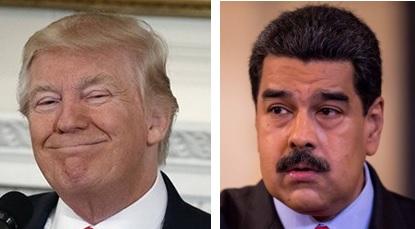Donald Trump pone precio a la cabeza de Nicolás Maduro