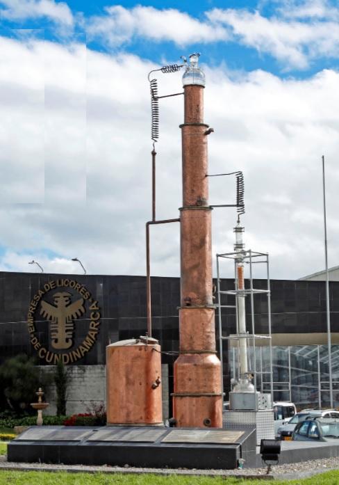 """Empresa de Licores de Cundinamarca: """"Del licor al alcohol"""""""