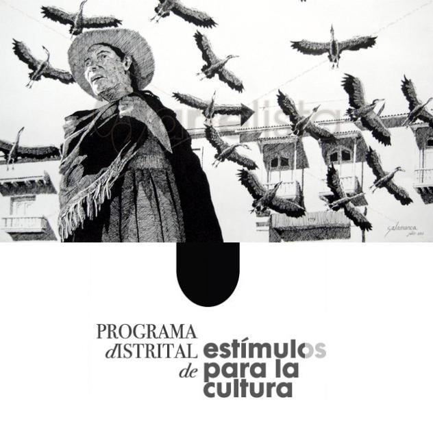 """Convocatoria Premio Distrital de Narrativa Gráfica """"Ciudad de Bogotá"""""""