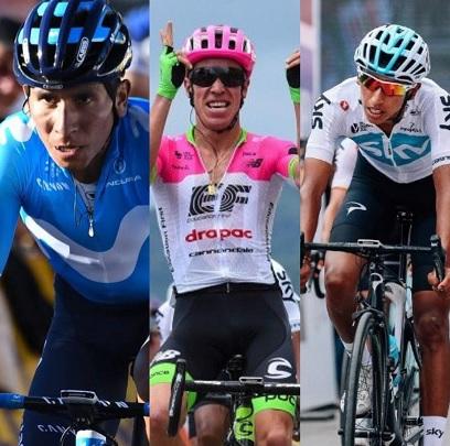 Gobierno de Colombia autoriza a 50 ciclistas a entrenar en carretera