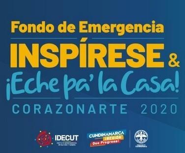 """Convocatoria """"Corazonarte 2020"""": $450 millones para artistas y gestores culturales de Cundinamarca"""