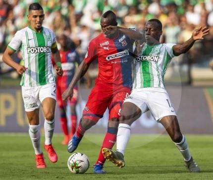 En duda reanudación del torneo de fútbol profesional en Colombia