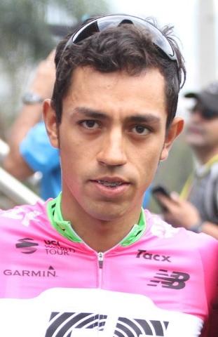 Daniel Felipe Martínez, tercero en el Amgen Tour de