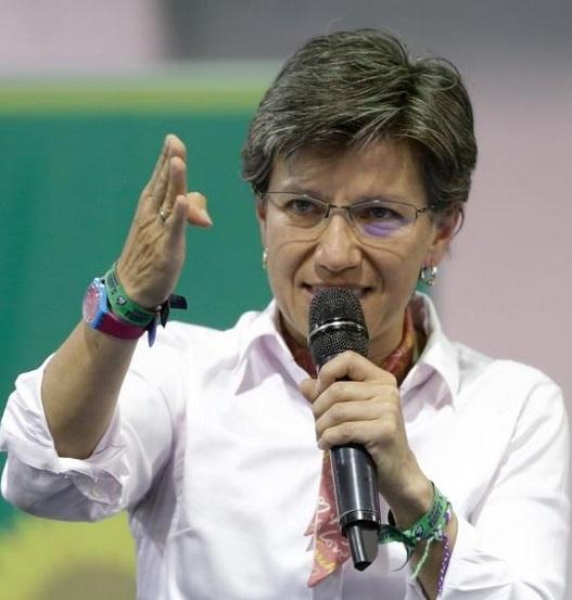 """Claudia López: """"Muchos alcaldes de Bogotá se han comportado con la región y los demás municipios como reyezuelos"""""""