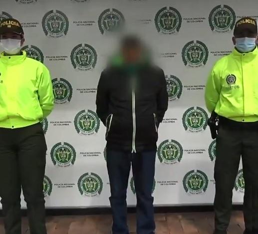 Capturan 12 hombres por abuso sexual a menores en Bogotá