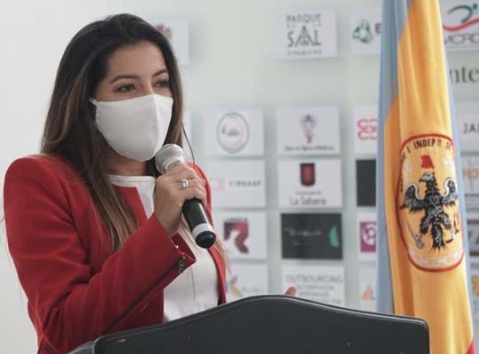 Gobernación de Cundinamarca realizará dotación para casas sociales de la mujer