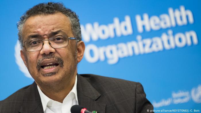 """La OMS espera que pandemia de coronavirus acabe """"en menos de dos años"""""""