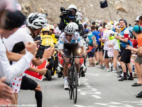 Este es el listado de los ciclistas participantes del Tour de Francia 2020
