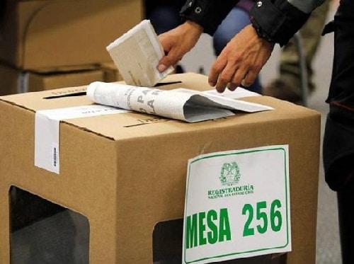Reforma al Código Electoral contempla voto electrónico y transporte gratis