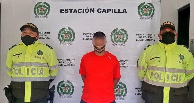 Detenido por porte de armas de fuego