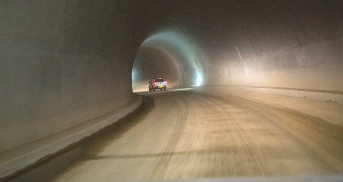 Polémica por el nombre oficial que llevará el Túnel de La Línea