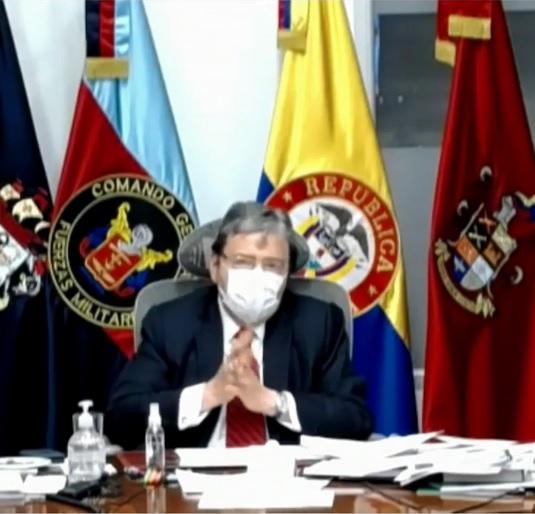Ministro de Defensa admite que policías mataron a Javier Ordóñez