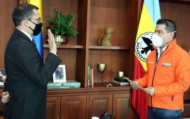 Se posesionó en nuevo secretario de Educación de Cundinamarca