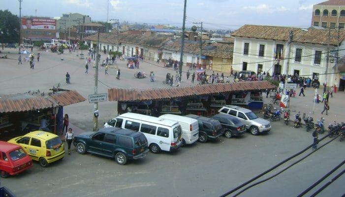Regresaron las zonas de parqueo ZER a Soacha