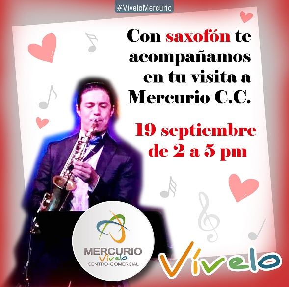 """Amor y amistad """"Vívelo"""" en el Centro Comercial Mercurio de Soacha"""